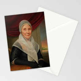 Margaret George McGlathery (died about 1830) RAPHAELLE PEALE Stationery Cards
