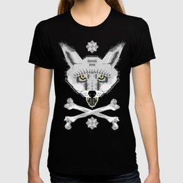 Silver Fox Geometric T-shirt