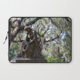 Lady Under the Oaks Laptop Sleeve