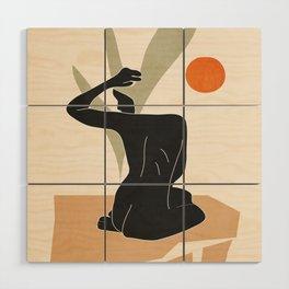 Nude Wood Wall Art