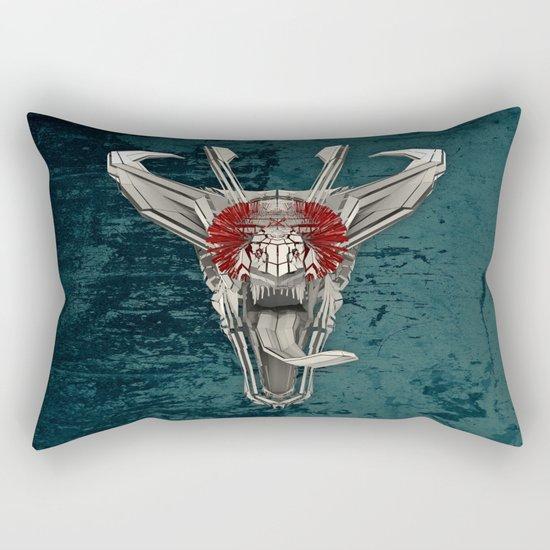 DRAQVVL (background option) Rectangular Pillow