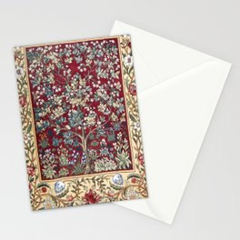 "William Morris ""Tree of life"" 2. Stationery Cards"