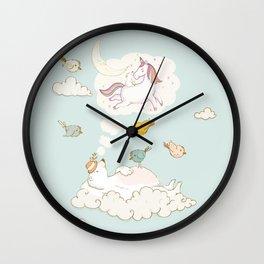 Dream Time Wall Clock