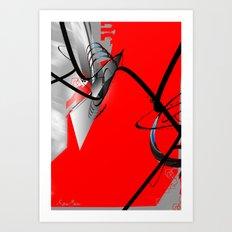 Modern Funk Art Print