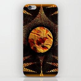 Geometria sagrada iPhone Skin