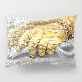 Hands Study Pillow Sham