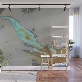 The force of water Wall Mural