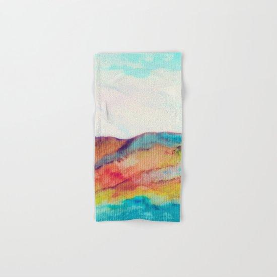 Improvisation 15 Hand & Bath Towel