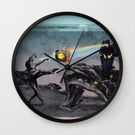 EVA & ADAM Wall Clock