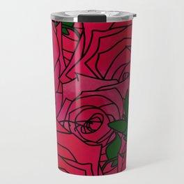 Rosa Rosa Travel Mug