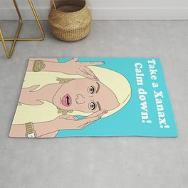 Ramona from Real Housewives of New York Rug