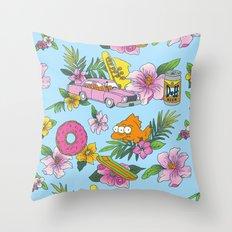 Scenic Springfield  Throw Pillow