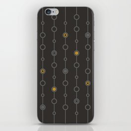 Sequence 01 iPhone Skin