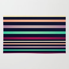 colorful lines! Rug