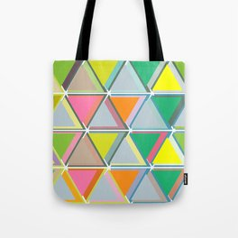 Triangles to the Third Degree Tote Bag
