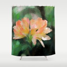 Impression Floral 9194 Shower Curtain