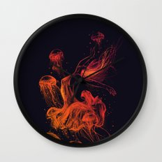 SILENTLY Wall Clock