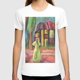 Headless Mall Girl T-shirt