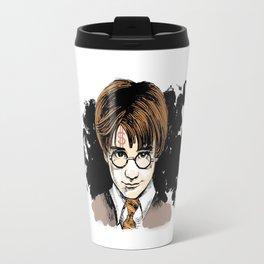 harry glasses potter Travel Mug