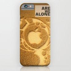 Are we alone ? Slim Case iPhone 6s