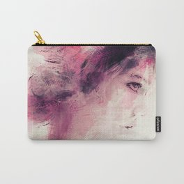 _the pink girl Carry-All Pouch