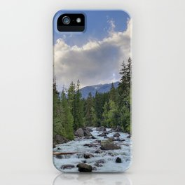 The Icicle. iPhone Case
