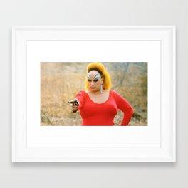 Convicted Framed Art Print