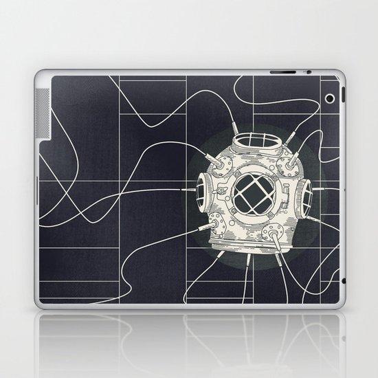 Dive Bomb / Recursive Laptop & iPad Skin