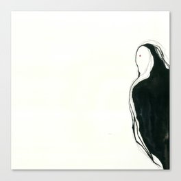 UnHuman#15 Canvas Print