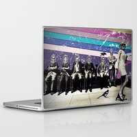 nicolas cage Laptop & iPad Skins featuring Cage by Cs025