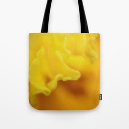 Daffodil Frill Tote Bag