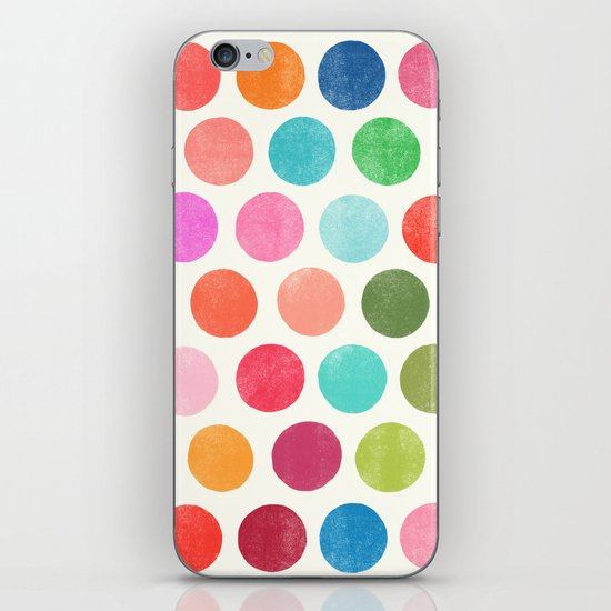 colorplay 5 iPhone & iPod Skin