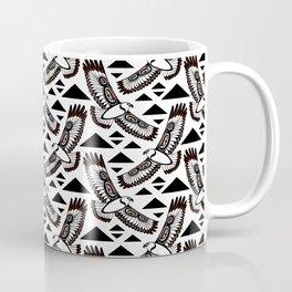 The Hawk's Flight Coffee Mug