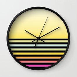 active life Wall Clock
