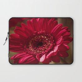 Red Gerbera II Laptop Sleeve