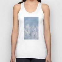 frozen Tank Tops featuring Frozen by Iveta S.