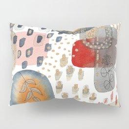 Watercolor abstract improvisation 1 Pillow Sham