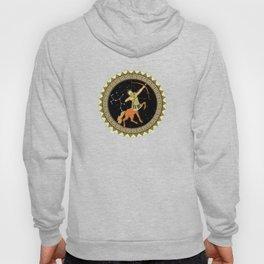 Sagittarius Shooting At The Stars Hoody