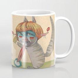 CAT CLOWN Coffee Mug