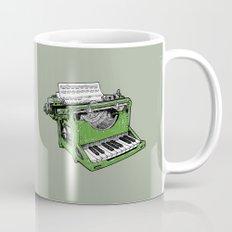 The Composition - G. Mug