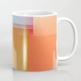 Fibonacci Sunset 1 Coffee Mug