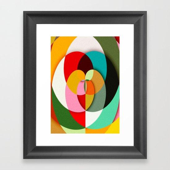 Self-Esteem Framed Art Print