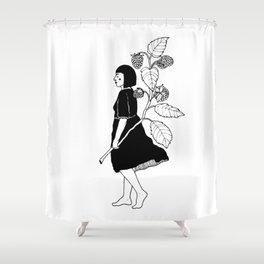 Malina Shower Curtain