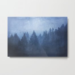 cool woods Metal Print