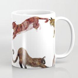 Cats Again Coffee Mug