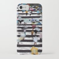 blur iPhone & iPod Cases featuring Blur by KERPLUNK