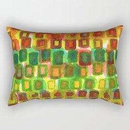 Frames under Color Rectangular Pillow