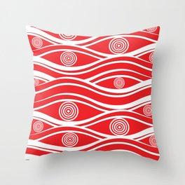 Pattern 108 Throw Pillow