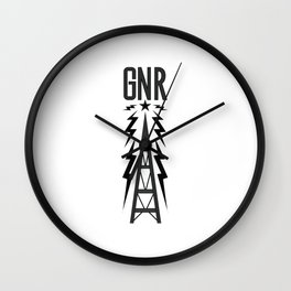 GNR Wall Clock