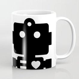 Cute Robot Coffee Mug